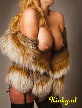 Jane - Heerlijk rijp blondje voor een heerlijke tijd